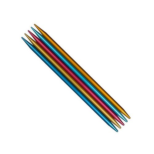 Addi 204-7 Colibri Nadelspiel 15 cm, 2,5 mm (Addi Stricknadeln 7)