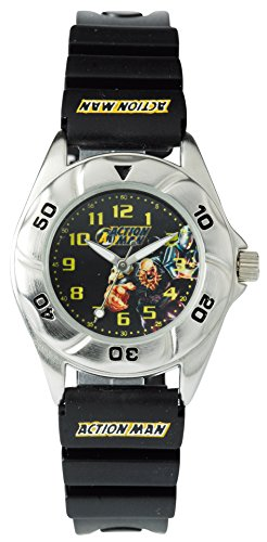 ACTION MAN – Orologio Action Man da bambino con movimento a quarzo. R. AM323