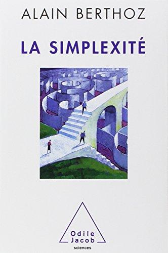 La simplexité par Alain Berthoz