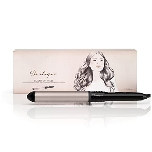 BaByliss Boutique Salon Soft Waves Wand - 41f4hcpFQbL - BaByliss Boutique Salon Soft Waves Wand