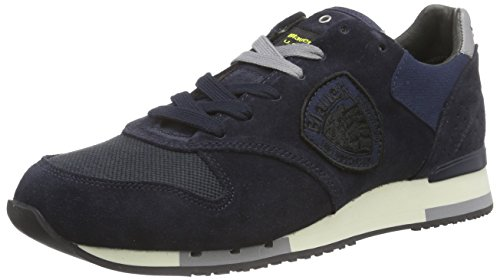 Blauer USARUNORI/SUE - Sneaker uomo , Blu (Blu navy), 40