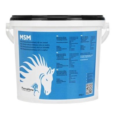 PharmaHorse MSM Pferd 3000 gr.