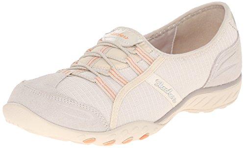 Skechers - Breathe-easyallure, Scarpe da ginnastica Donna Natural