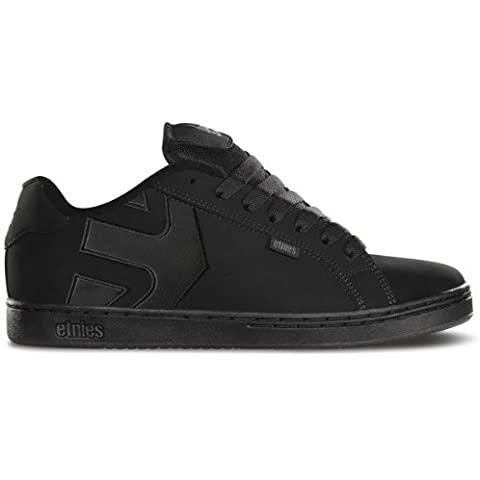 Etnies Skateboard Fader Black Dirty Wash Etnies