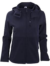 SG Damen Kontrast Softshell-Jacke