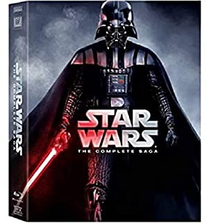 Star Wars the Complete Saga [Blu-ray] [2011] [US Import] (B003ZSJ212) | Amazon price tracker / tracking, Amazon price history charts, Amazon price watches, Amazon price drop alerts