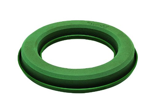 DN-Dekor 039-0067-012 - Tischdeko-Ring, Gießrand, Wassersp, 35 cm/20 cm,