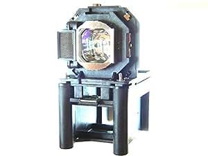 Diamond Lampe ET-LAF100 / ET-LAP770 / ET-LAF100A pour PANASONIC Projecteur avec une Ushio Int�rieur du ch�ssis de la lampe