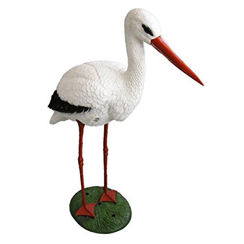 Figurine de décoration Cigogne