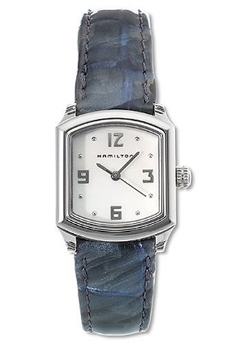 Hamilton Women'S H28211815 Standard Blaine Leather Watch