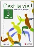 C'est la vie!, méthode de français, 3 Bachillerato