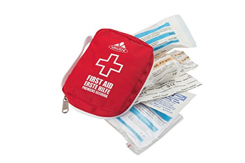 VAUDE Erste Hilfe First Aid Kit Bike Essential, red/white, 11 x 9 cm, 0.3 Liter, 30057
