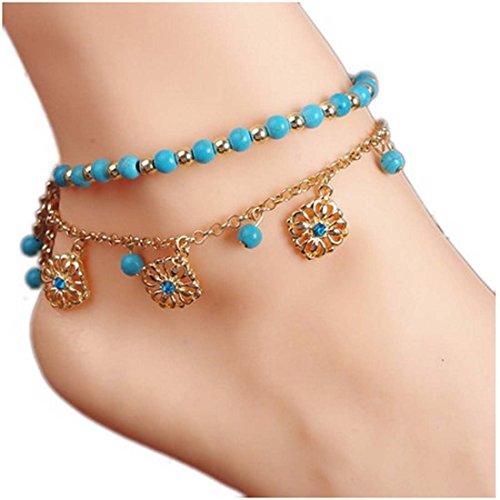 eqlefr-fashion-bohemia-two-piece-flower-charm-tassel-chain-womens-beach-turquoise-beads-sandal-ankle