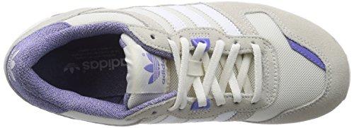Adidas M19413, Running Femme Blanc (off White/ftwr White/joy Purple S13)
