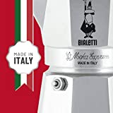 Bialetti Moka Express Espresso Maker, 4 Cup