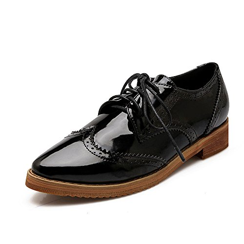 Shoemaker's heart Nella primavera del 20Shoemaker's heart7 ha sottolineato il tirante con il giovenco femmina scarpe in pelle retrò scarpe piatte Thirty-seven