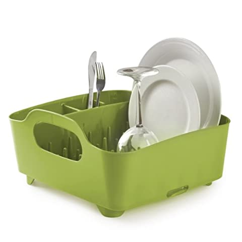 Umbra 330590-806 Tub Dish Rack, avocado (Französisch Dish)
