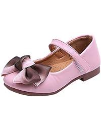 459748a1 Zapatos de Vestir Cuero para Niñas Otoño Invierno 2018 Moda PAOLIAN Zapatos  Chica Princesa Merceditas Boda