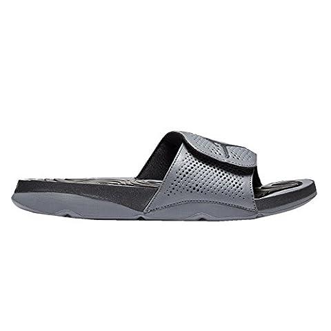 Nike Mens Hydro 5 Grey Synthetic Sandals 46 EU