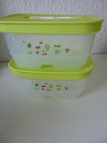 Tupperware - Klima Oase 375 ml - 2 Stück (Tupperware 12 Stück)