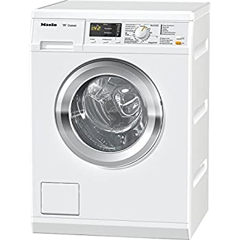 Miele WDA111WCS D LW Waschmaschine Frontlader / A+++ / 171 kWh / Jahr / 1400 UpM / 7 kg / Weiß / Beladungsmenge von 7,0 kg