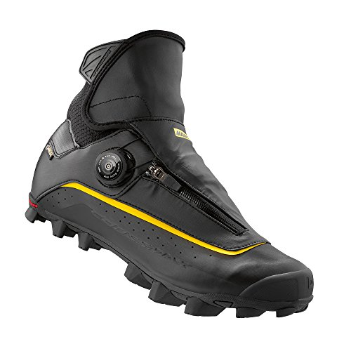 Mavic Crossmax SL Pro Thermo - Chaussures - Noir - Taille 42 2018