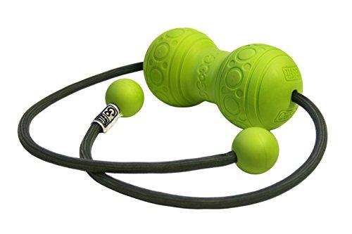 rball - Grün, 17,78 x 5,39 x 22,54 cm (Go Fit Massage-ball)