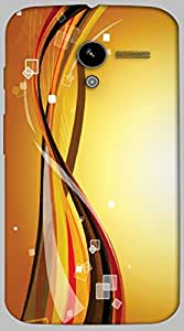 Timpax protective Armor Hard Bumper Back Case Cover. Multicolor printed on 3 Dimensional case with latest & finest graphic design art. Compatible with only Motorola Moto - X-1- 1st Gen. Design No :TDZ-20712
