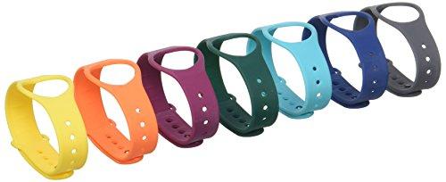 MyKronoz 813761021661' zecircle2-Pack di 7Braccialetti di COLORAMA Smart Watch Ricambio Bracciale