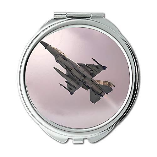 zeug Bilder frei, Spiegel, Compact Mirror, Kampfpilot Kostüm, Taschenspiegel, Tragbare Spiegel ()