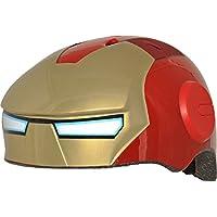 BELL Iron MS 3D Casco, Infantil, Multi Coloured, 50-54 cm