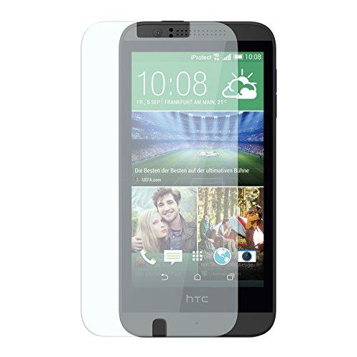 Protector Htc 510 Screen (iProtect Screen Protector Tempered Glass Hartglas Schutzfolie für HTC Desire 510 Display Schutzglas Glasfolie 0,3mm)