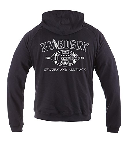 Dirty Ray Rugby New Zealand All Black sudadera hombre