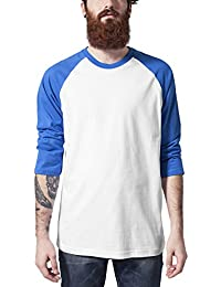 Urban Classics - T-Shirt - Manches 3/4 Homme