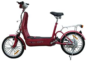Thompson Euro City Electric Bicycle - Electric Bike