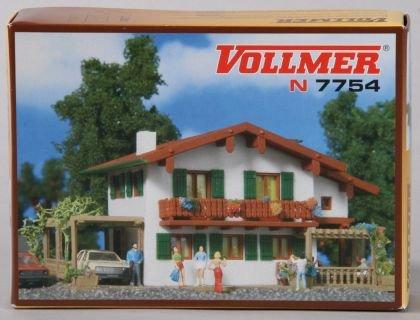 Vollmer 7754 Chalet Edelweiß mit Carpor