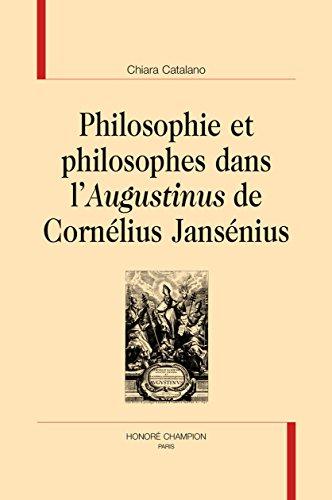 Philosophie et philosophes dans l'