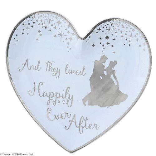 Disney Bezaubernde Aschenputtel Ehering Dish - Servierplatte Prinzessin Servierplatten