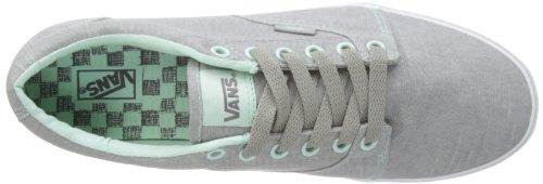Vans W Kress, Baskets mode femme Gris (Textile Grey)