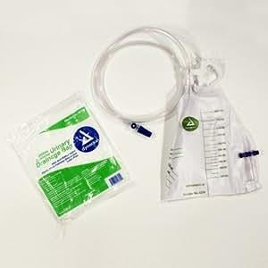 Dynarex 4270 Advantage urinaire poche de drainage, st-rile ml Bag 2000 - 20/caisse