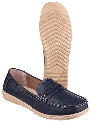 Amblers Amblers Thames Chaussures occasionnelles Navy