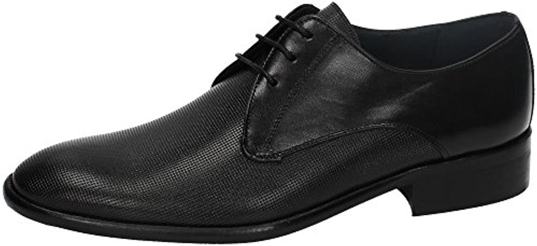 Made IN Spain 9843 Zapato Blucher Piel Hombre Zapatos CORDÓN -