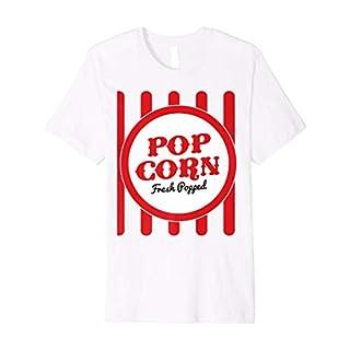 Old Fashion Popcorn Kostüm T-Shirt Halloween TRICK or TREAT