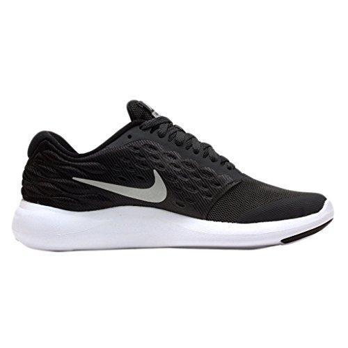 Nike Lunarstelos (Gs), Scarpe da Corsa Uomo Black