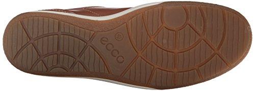 Ecco  ECCO CHASE II, Sneakers basses femmes Marron - Braun (Mahogany)