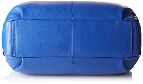 Le Tanneur Alix, Sac porté épaule Bleu (Majorelle)