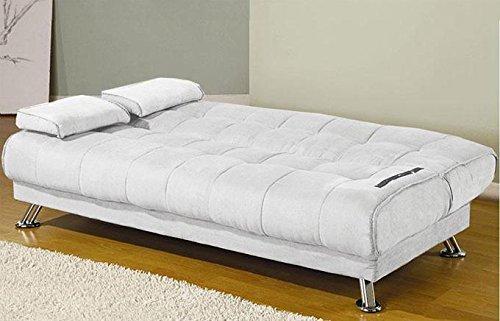 Divano Letto Bianco Ecopelle : Divano letto ecopelle bianco posti migliori divani