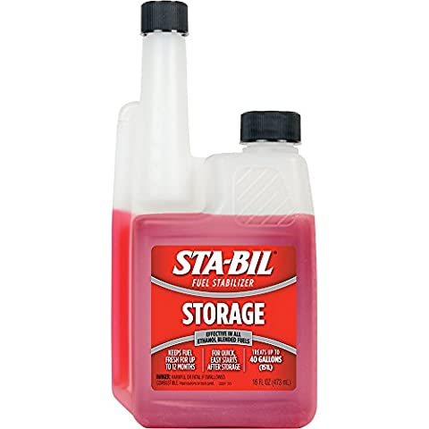 STA-BIL Estabilizador de combustible 22207