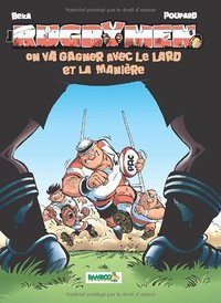 BD - Les rugbymen - Tome 5 - Bamboo