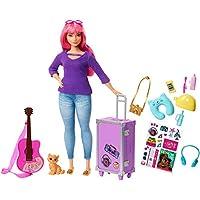 Barbie Daisy Travel Doll